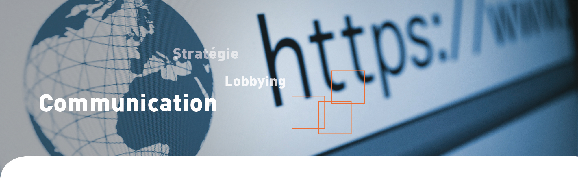 Thomas legrain Conseil - Communication
