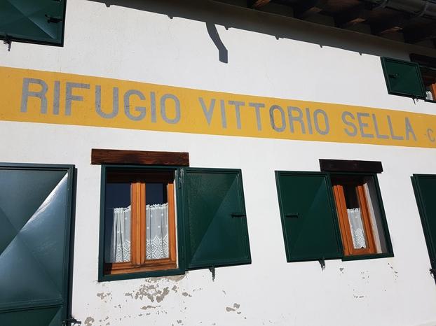 Refuge Vittorio Sella