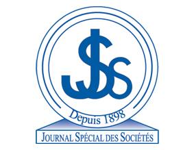 Le Journal Spécial des Sociétés