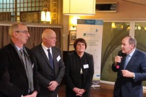 Cocktail annuel « connect Ardennes ! » : « Les entreprises françaises ont un fort potentiel de croissance »