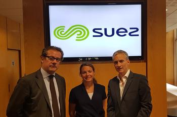Conférence dans le cadre du séminaire #OneTeamCommerce de Suez Recyclage France sur le thème « Le dépassement de soi dans la réalisation de ses objectifs »