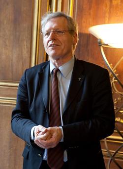 Bernard DEVERT, Président de la Fédération Habitat et Humanisme