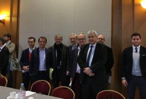 21 décembre 2018 : petit déjeuner avec Thibault LANXADE, PDG de Jouve