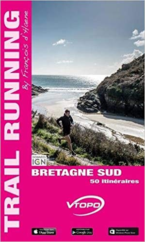 Bretagne sud 50 itinéraires trail running